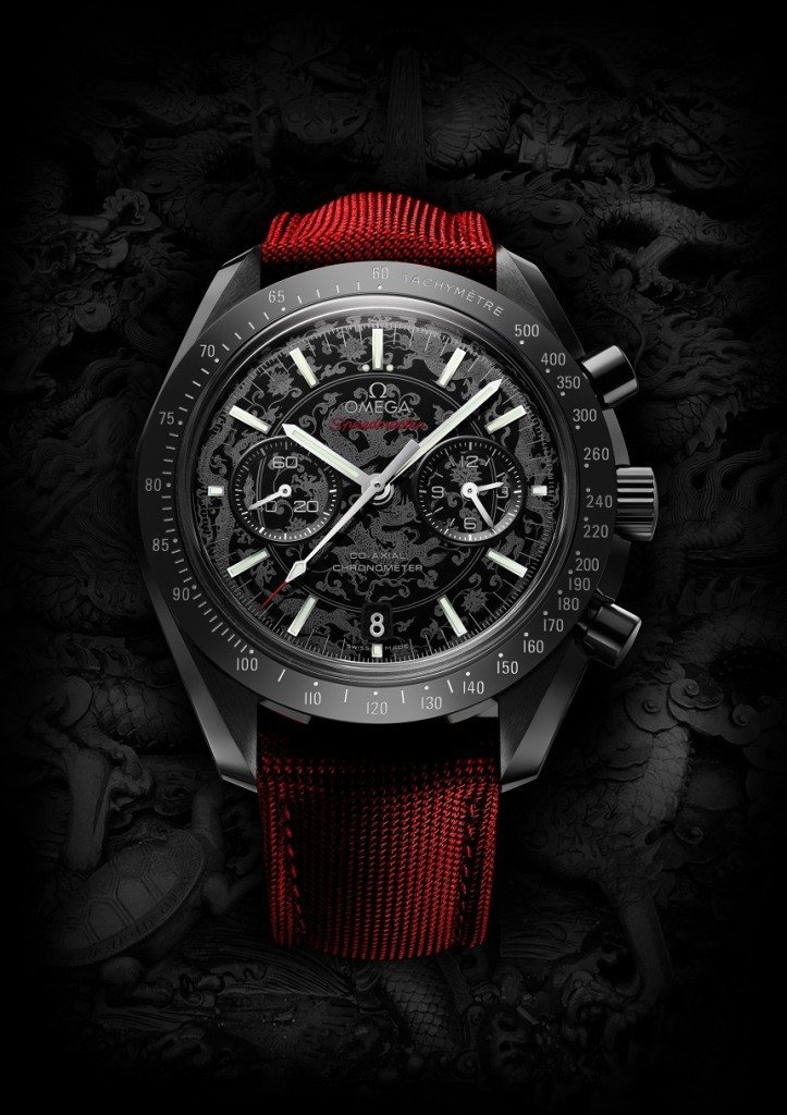 Replica Orologi Omega Speedmaster Dark Side of the Moon