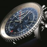 Breitling Navitimer GMT Aurora Blue Replica