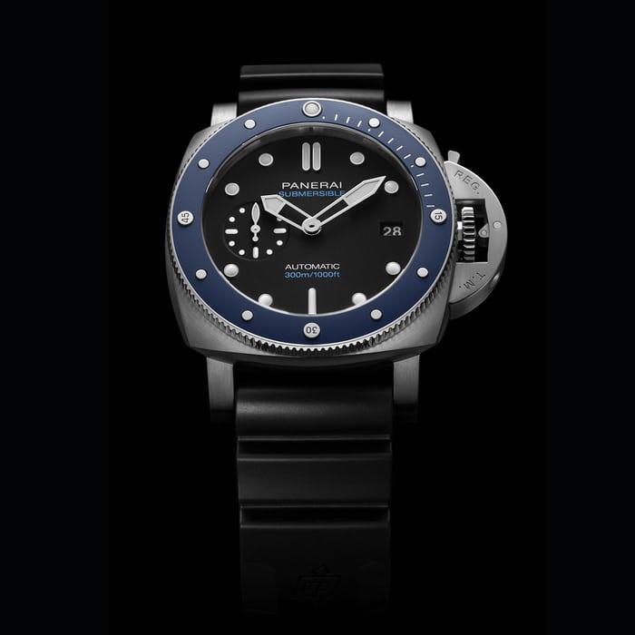 Replica Panerai Submersible Azzurro 42MM Limited Edition
