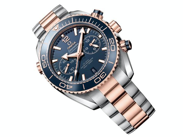 Omega Seamaster Planet Ocean Chronograph Replica