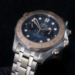 Omega Seamaster Diver 300m Co-Axial Master Chronometer Chronograph Replica Orologi