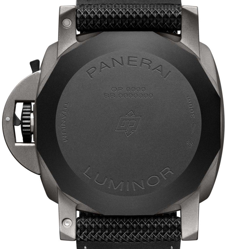 Panerai Luminor Marina DMLS 44 PAM01662 Replica Orologi