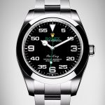 Replica Rolex Air-King Con un Nuovo Quadrante Funky