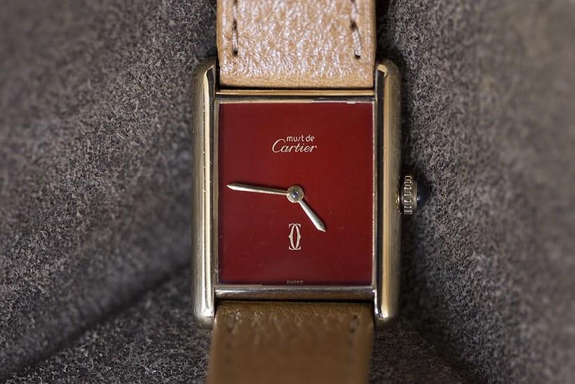 Cartier Tank Must Replica Orologi